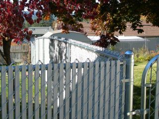 [ Image of Chain link fence ]